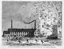 COAL MINE FATAL EXPLOSION AT THE FOORD PIT ALBION MINES STELLARTON COAL HISTORY