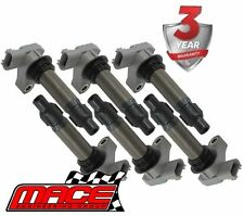 SET OF 6 MACE IGNITION COILS HOLDEN STATESMAN WM ALLOYTEC SIDI LLT LY7 3.6L V6