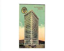 THIRD NATIONAL BANK, ATLANTA GA VINTAGE POSTCARD  (P9997)