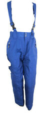 Cross Womens Ski Skiing Snowboarding Salopettes Trousers (Navy) - UK 14