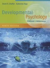 Developmental Psychology By Shaffer, David R./ Kipp, Katherine