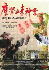 Kung Fu VS Acrobatic (1990) _ Movie DVD _ Andy Lau , Natalis Chan , Joey Wong