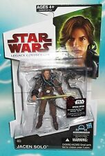 STAR WARS LEGACY COLLECTION RED CARD BD-59 EXPANDED UNIVERSE JACEN SOLO FIGURE