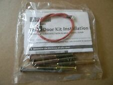 """Schlage Thick Door Kit A Touchscreen Deadbolt BE469 Up to 2 1/2"""" Thick Door"""