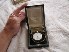 Antique E- Howard Pocket Watch 14K Gold 23 Jewels Original Box Paper