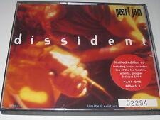 PEARL JAM Dissident LimitedEditon Nr. 2294 2CDBox incl. CD1 RAR