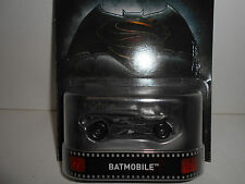 BATMOBILE SUPERMAN VS BATMAN HOT WHEELS 1/64