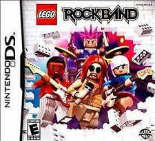 LEGO Rock Band CARTRIDGE ONLY Nintendo DS
