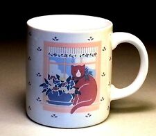 Le Chat Cat Coffee or Tea Cup.  Great Gift for Cat Lovers!