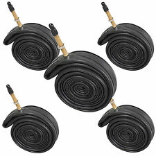 Contrast 700 x 18-25c Road Bike Inner Tubes - Presta Valve (Pack of 5)