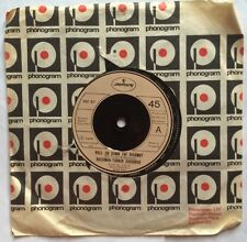 "Bachman Turner Overdrive - Roll On Down The Highway - Mercury Records 7"" Single"