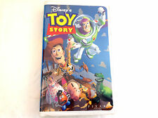 Walt Disney Pixar Toy Story VHS Tape 1996 Tom Hanks Tim Allen