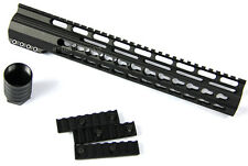 "12.5"" inch ULTRA SLIM Super Slim Keymod handguard  One Piece Free Float"