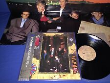 DURAN DURAN~SEVEN AND RAGGED TIGER ~ JAPAN 1ST PRESS~OBI~POSTER~ARCHIVE LP~NM/M-
