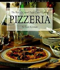 Pizzeria: The Best of Casual Pizza Oven Cooking  (NoDust)