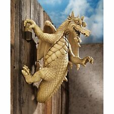 EU35085 Dread, the Dangling Dragon Wall Sculpture by artist Liam Manchester!