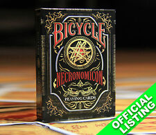 Mythos: Necronomicon Bicycle Playing Cards