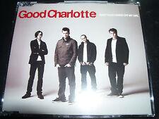 Good Charlotte Keep Your Hands Off My Girl Australian CD Single