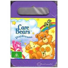 DVD CARE BEARS DAYDREAMS 6 ADVENTURES CHILDREN ANIMATED RATED G R4 PAL BEAR [BNS