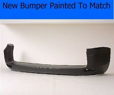 New 2006-2012 Toyota Rav 4 Rear Bumper Cover Painted To Match