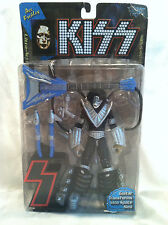 McFarlane TOYS KISS ACE FREHLEY Action Figure MOC 1997 Space Sled Guitar
