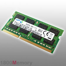 Apple Mac 8GB Memory 1600MHz DDR3 PC3-12800 RAM for MacBook Pro iMac Mini i5 i7
