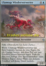 2x Ulamogs Wiederverwerter (Ulamog's Reclaimer) Battle for Zendikar Magic