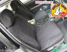 Tailor Made Grey Seat Covers for Toyota Corolla Sedan from 12/2001 to 02/2007