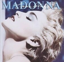 True Blue by Madonna CD Sire ORIGINAL 1986 Open Your Heart Papa Don't Preach