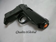 METAL EKOL 007 WALTHER PPK BLK MOVIE PROP Pistol Replica Hand Gun Training Major