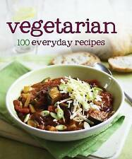 100 Recipes - Vegetarian, , New Book