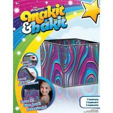 Makit & Bakit Luminary Light Box Kit Age 8+ By Colorbok Easy To Make NEW