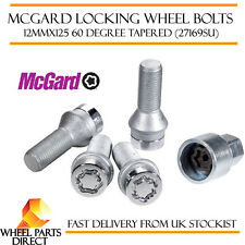 McGard Locking Wheel Bolts 12x1.25 Nuts for Fiat Doblo [Mk3] 10-16