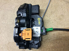 2014 VAUXHALL ADAM JAM - O/S DRIVERS DOOR LOCK MECHANISM 13579519  - YDO