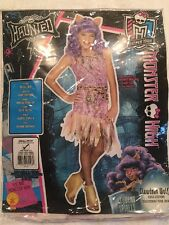 Rubies Costume Monster High Haunted Clawdeen Wolf Child Costume, Small