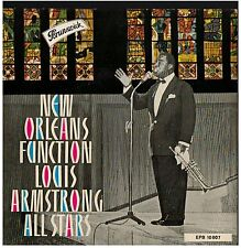 JAZZ - 17019 - LOUIS ARMSTRONG ALL STARS - NEW ORLEANS FUNCTION