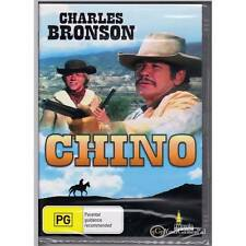 DVD CHINO CHARLES BRONSON IRELAND 1973 WESTERN OPEN ALL REGIONS NTSC SEALED [BN]