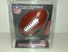New in Package NFL 7-IN-1 UNIVERSAL REMOTE Control for TV Batteries Incuded!