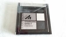 Manhattan Eyemazing effect Eyeshadow ombretto smokey SMILE 109a Smokey Eyes
