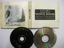 HIM Venus Doom - 2007 UK/EU 2 x CD set LIMITED EDITION DIGI-BOOK – Rock – V RARE