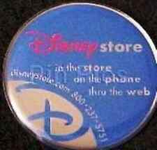 DISNEY STORE IN THE STORE ON THE PHONE THRU THE WEB DISNEY PIN