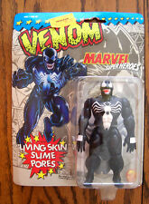 "1991--MARVEL SUPER HEROES ""Venom"" (Action Figure) by Toy Biz [NIP]"