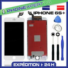 VITRE TACTILE + ECRAN LCD RETINA SUR CHASSIS POUR IPHONE 6S PLUS BLANC + OUTILS