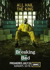 Breaking Bad 4 A3 Promo Poster T164