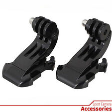 Camera Accessories - 2x Quick Mount J Hook Mount Vertical Buckle Sjcam GoPro YI