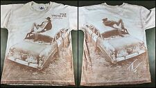 True Vintage 1997 Tim McGraw Everywhere Concert Tour Graphic All-Over T-Shirt XL