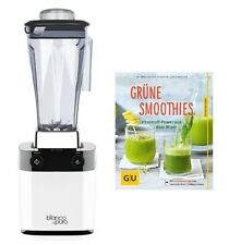"Standmixer Bianco di puro Volto Weiß inkl. Buch ""Grüne Smoothies"""