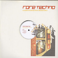 "V.A. - Rare Techno Classics From Detroit An (Vinyl 2x12"" - 2003 - UK - Original)"