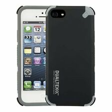 Genuine PureGear DualTek Extreme Shock Case for iPhone 5S 5 SE Black