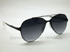 CARRERA 113/S AVIATOR SUNGLASSES 003 HD MATT BLACK/GREY GRADIENT 57MM-17MM
